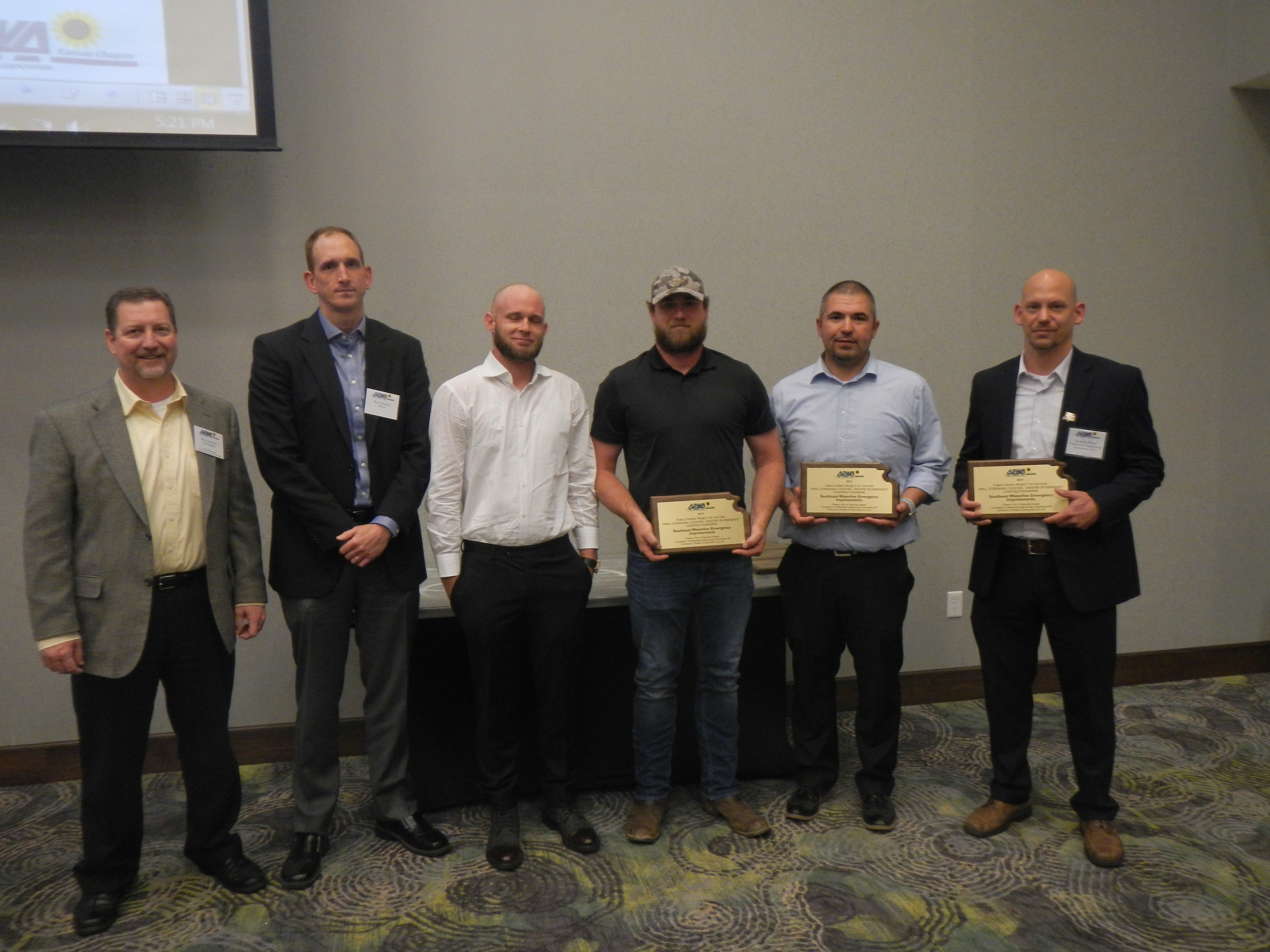 Project of the Year SC/RC – Disaster or Emergency Construction Repair